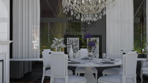 chandelier  - by lais baptista