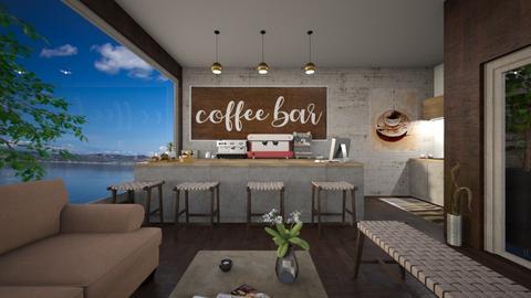 coffee bar - by allday08