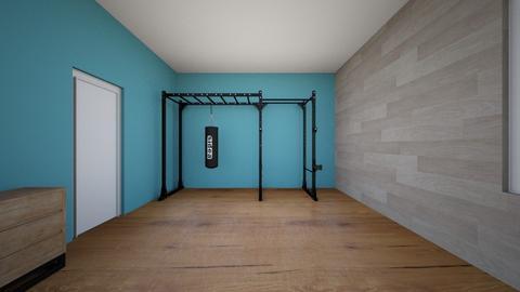 my room - Bedroom  - by mostralesga