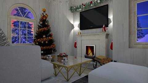 Holliday living room  - Living room - by veroval