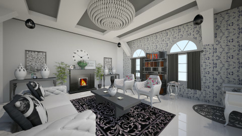 Humpty Part II - Living room - by Nurul Yunita Sari Ginting