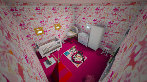 my baby room - Minimal - Kids room  - by Ashley Holmes