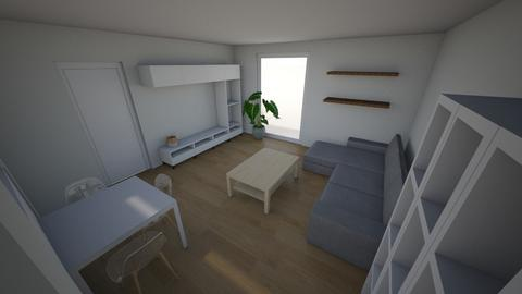 apartament - Modern - Living room - by everybodyfeel