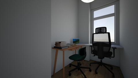 officer - Modern - Office  - by Rewerzz