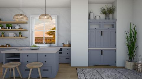 scandinavian kitchen - Kitchen  - by elia07