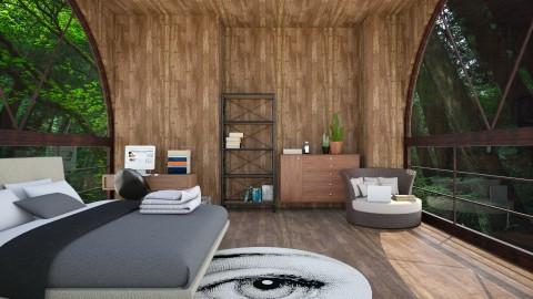 ok - Vintage - Bedroom  - by loes_vb