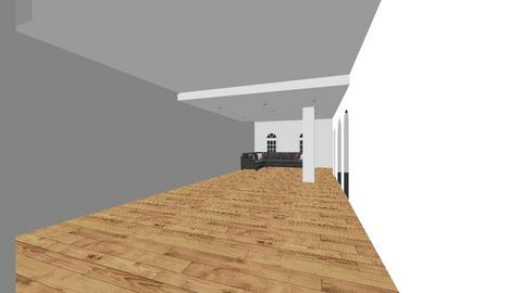 First Floor Reception  - Modern - Living room - by msayed812