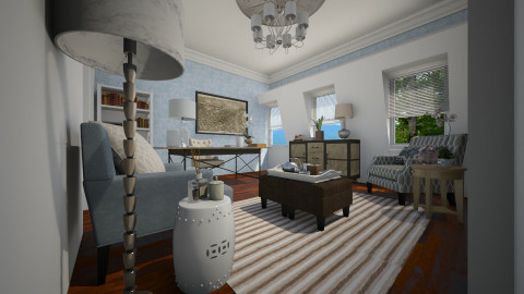 Putney Template Office - Office - by Elizmari SchoemanThorne