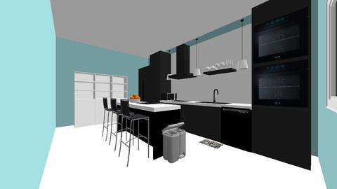 Three kitchens - Kitchen  - by bnwest