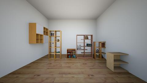 library - Minimal - by SueandEs