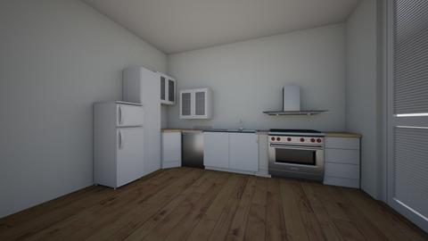 kitchen1 - by pactoine