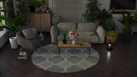 Plants - Living room  - by Alda Neziri