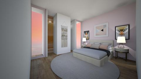 Glam Boho Bedroom - Bedroom  - by BaylorBear