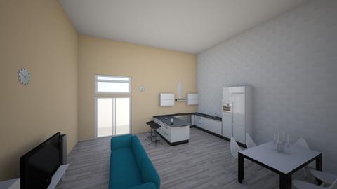 Boyanshome - Living room  - by Georgieva12