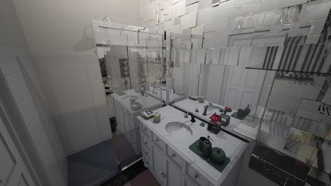 Sylwia i Tomek 6 - Bathroom  - by Joanna88