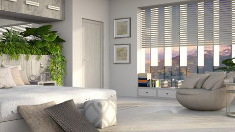 Indoor Plant Bedroom - Bedroom  - by bigmama14