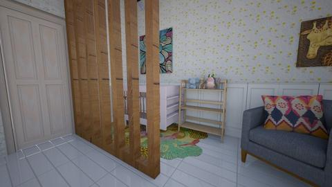 Babies Rug - Bedroom  - by BubbleSloth