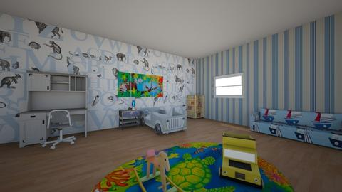 C  - Classic - Kids room  - by Charlotte12325