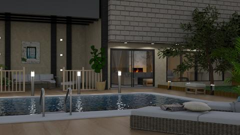 Enjoy the Night - Modern - Garden  - by millerfam