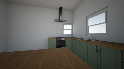 Small apartment - Kitchen  - by Lisa2820