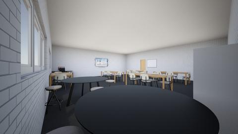 Klaslokaal inrichten - Office  - by TimovBeek