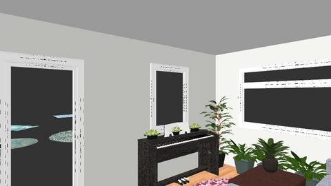 Janes Living Room 4 - Modern - Living room  - by janeweinfeld