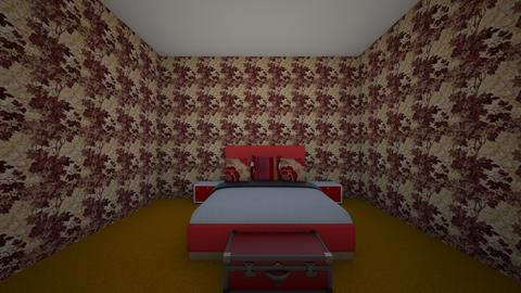 autumn  - Bedroom  - by gurty