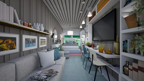 M_Container home - by milyca8