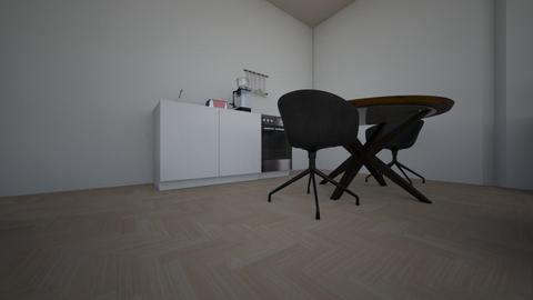 casa para 1 pessoA - Vintage - Living room  - by Brenda Cainelles