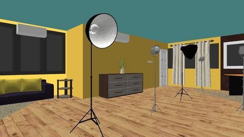 Kantor Korsuka - Office  - by allfarrass