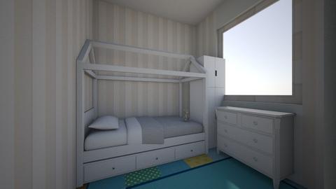 Dormitorio - Kids room - by VaAndr