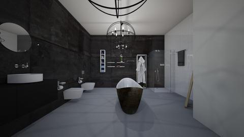 bad - Bathroom - by steven199