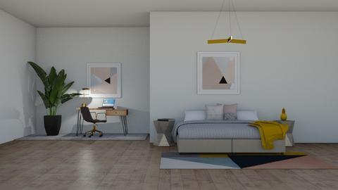 bedroom hangout - Bedroom  - by AGB08