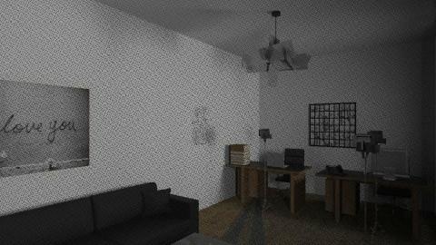 My Office Alam Impian - Minimal - Office  - by zahiruddinahmad88