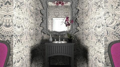 just this - Glamour - Bathroom  - by barbasiewicz_agnieszka