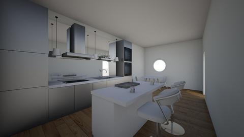 cucina - Kitchen  - by alicecalderaro05