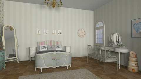 classic bedroom  - Classic - Bedroom - by bethany81