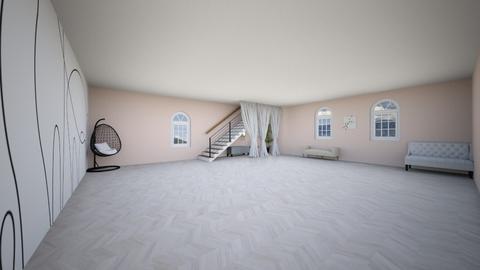 minimalist room - by xxClaireBearxx