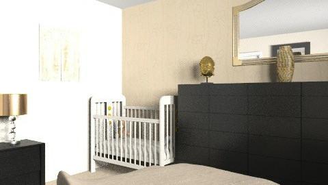jennii83 - Minimal - Bedroom - by jennii83