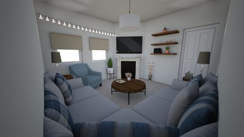 a - Living room - by beepbopbeepbop