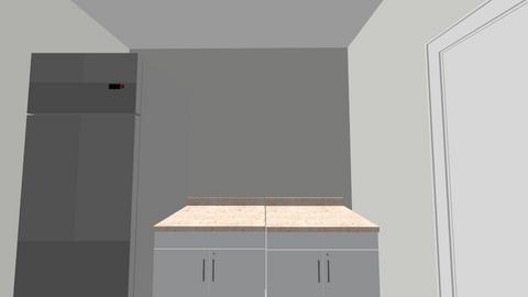 ex - Kitchen  - by Ainur1