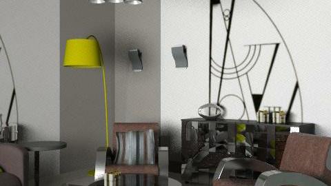 ART4 - Glamour - Living room - by FRANKHAM
