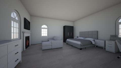 Droomkamer_Anass_2STEM - Bedroom  - by Sint Eduardus