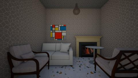 Basic living room - Modern - Living room  - by Iceekreme