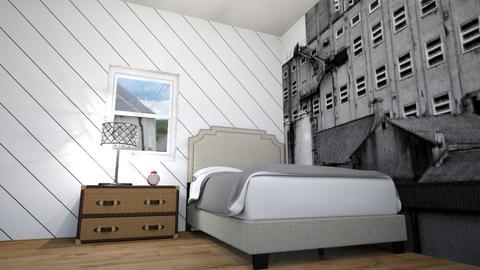 Milford Bedroom - Bedroom  - by desowenea99