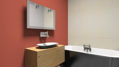 Friends Bathroom by douss - Glamour - Bathroom  - by ALIBOSS