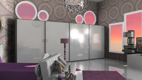 aMOR - Modern - Bedroom - by nidadini
