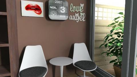 MANGA CAFE - Retro - by peng_alamsombat