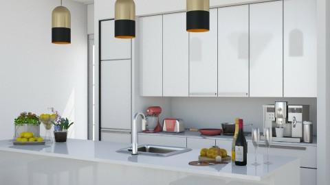 Kitchen_Zoom - Modern - by ayudewi