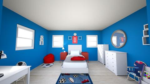 Child Bedroom - Kids room  - by ofeliamiranda